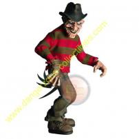 Cinema Of Fear Stylized Freddy Krueger Figure by MEZCO