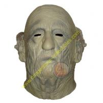 T.C.M 1974 Grandpa Full Overhead Mask by Trick Or Treat Studios