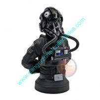 Star Wars TIE Fighter Pilot Mini Bust (Chase Version)