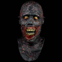 The Walking Dead Charred Walker Full Overhead Mask by Trick Or Treat Studios