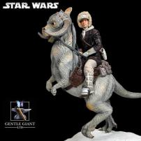 Star Wars Han Solo on TaunTaun Statue by Gentle Giant.