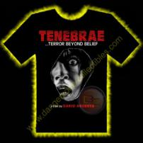 Tenebrae #1 Horror T-Shirt by Rotten Cotton - LARGE