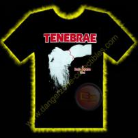 Tenebrae #2 Horror T-Shirt by Rotten Cotton - LARGE