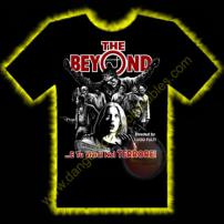 The Beyond Horror T-Shirt by Rotten Cotton - LARGE