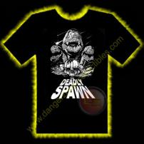The Deadly Spawn Horror T-Shirt by Rotten Cotton - LARGE