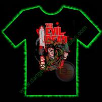 The Evil Dead Horror T-Shirt by Fright Rags - MEDIUM