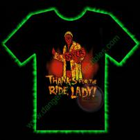 The Hitcher Horror T-Shirt by Fright Rags - LARGE