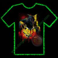 The Howling T-Shirt by Fright Rags - EXTRA LARGE