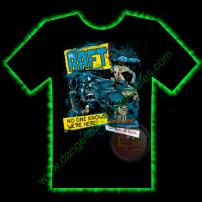 The Raft Horror T-Shirt by Fright Rags - MEDIUM