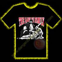 Texas Chainsaw Massacre Saw Is Family #1 Horror T-Shirt by Rotten Cotton - MEDIUM