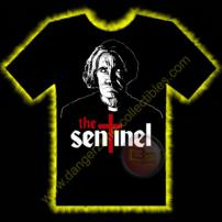 The Sentinel Horror T-Shirt by Rotten Cotton - SMALL