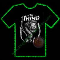 The Thing Horror T-Shirt by Fright Rags - LARGE