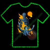 The Wicker Man T-Shirt by Fright Rags - EXTRA LARGE