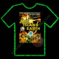 This Island Earth Horror T-Shirt by Fright Rags - LARGE