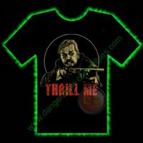Thrill Me Horror T-Shirt by Fright Rags - LARGE