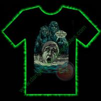 Tide Over Horror T-Shirt by Fright Rags - LARGE