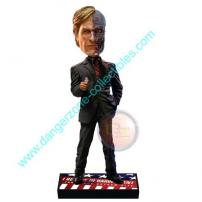 Batman The Dark Knight Two Face Bobble Head Knocker by NECA