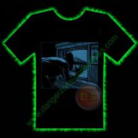 Videodrome Horror T-Shirt by Fright Rags - LARGE
