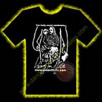 "Friday The 13th ""Warrington Gillette"" Horror T-Shirt by Rotten Cotton - SMALL"