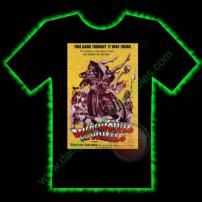 Werewolves On Wheels Horror T-Shirt by Fright Rags - EXTRA LARGE