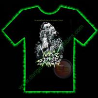 White Zombie Horror T-Shirt by Fright Rags - LARGE