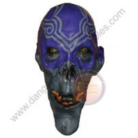 Zob Full Overhead Deluxe Latex Adult Mask by Morbid Industries.