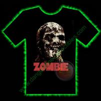 Zombie Horror T-Shirt by Fright Rags - SMALL