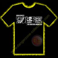 Zombie #2 Horror T-Shirt by Rotten Cotton - SMALL