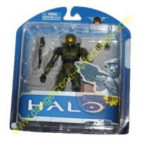 HALO Anniversary Series 1 Advance Olive Master Chief Figure