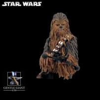 Star Wars Chewbacca Mini Bust by Gentle Giant