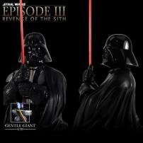 Star Wars Darth Vader EPIII Mini Bust by Gentle Giant