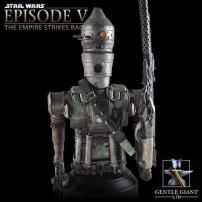 Star Wars IG-88 Mini Bust by Gentle Giant