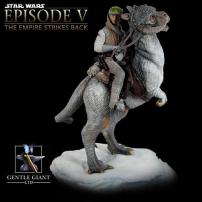 Star Wars Luke Skywalker On Taun Taun by Gentle Giant