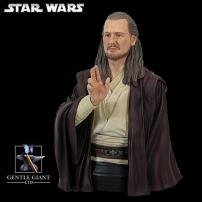 Star Wars Qui-Gon Jinn Mini Bust by Gentle Giant