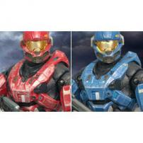 HALO Reach Series 1 Spartan Hazop Figure Twin Pack by McFarlane