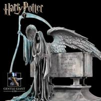 Harry Potter The Riddle Grave Statue by Gentle Giant
