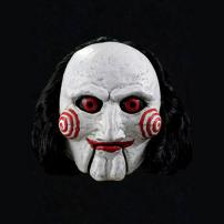 SAW - Billy Puppet 3/4 Overhead Mask by Trick Or Treat Studios