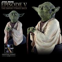Star Wars Yoda Mini Bust by Gentle Giant
