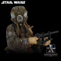 Star Wars Zuckuss Mini Bust by Gentle Giant.