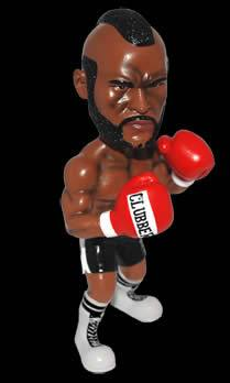 Hollywood Collectibles Group Clubber Lang Xtreme Dform Statue