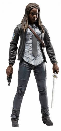 The Walking Dead TV Series 9 Constable Michonne Figure by McFarlane