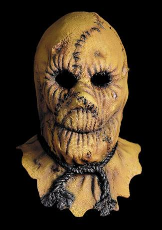 Scarecrow Full Overhead Adult Latex Mask
