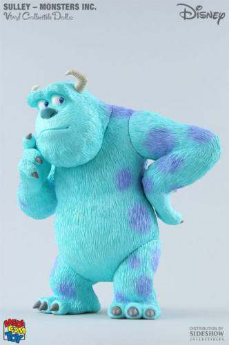 Monsters Inc Sulley VCD by Medicom