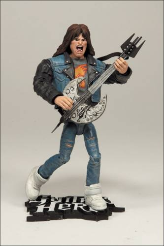 Guitar Hero Axel Steel Figure by McFarlane