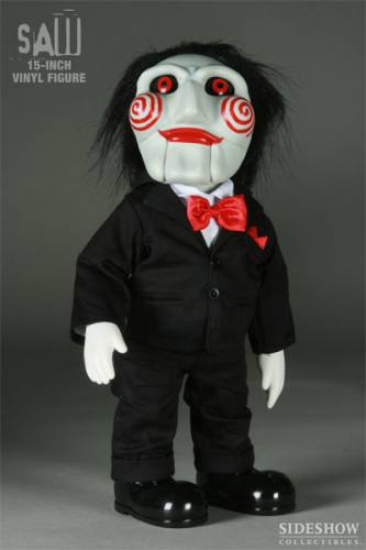 SAW 15 Inch Billy Puppet Vinyl Figure by Sideshow ...