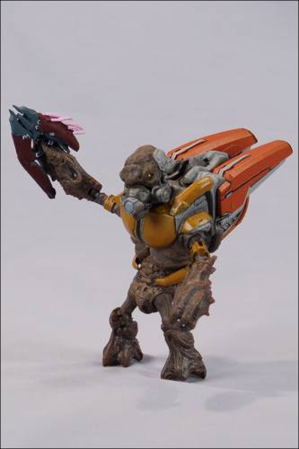 HALO Reach Series 4 Grunt Major by McFarlane