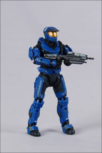 HALO Reach Series 4 Spartan MkV (Male) by McFarlane