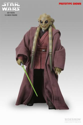 Star Wars Kit Fisto Figure Sideshow Exclusive