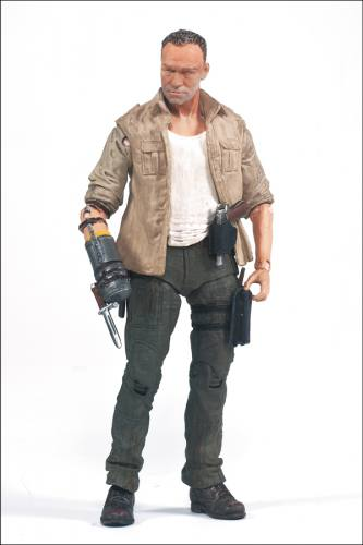The Walking Dead TV Series 3 Merle Dixon Figure by McFarlane