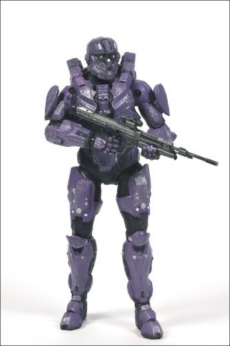 HALO 4 Series 2 Spartan C.I.O. Figure by McFarlane